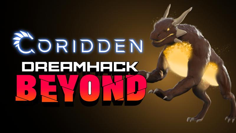 Coridden on Dreamhack Beyond 2021