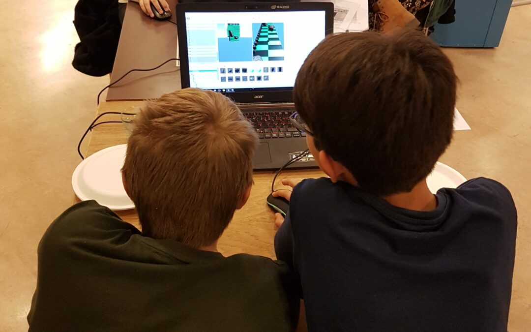 Spelprogrammering på höstlovet / Autumn game programming course